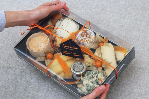 Tablas y surtidos de queso in Barcelona - Spain